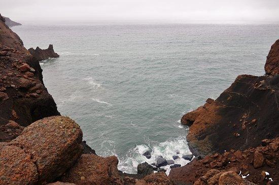 Deception Island: Neptune's Window