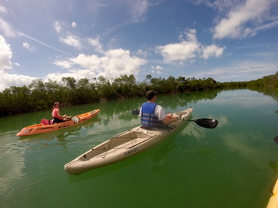 Marathon, FL: Kayaking