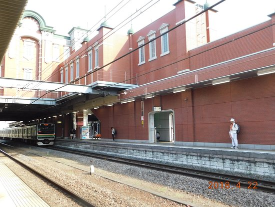 JR Fukaya Station
