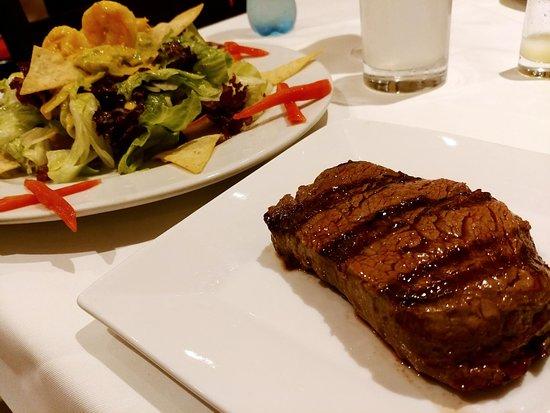 Filet Mignon Cuarto y Mitad: fotografía de Cuarto & Mitad, Lima ...