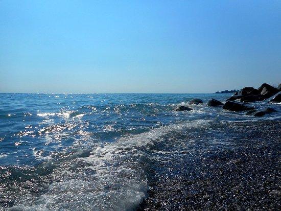 Soloniki, Russie: Солоники.Нудистский пляж.