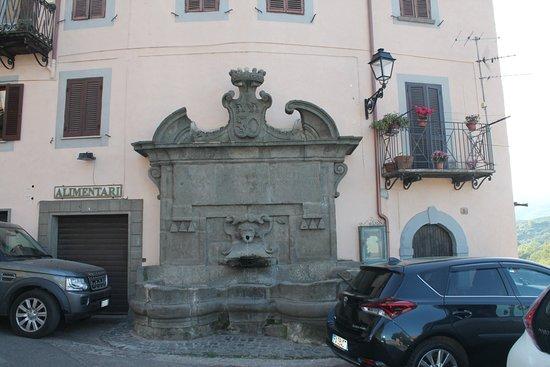 Fontana Barocca
