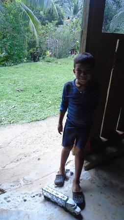 Oreba Chocolate Tour: Indigenous boy