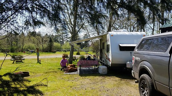 Sea Ranch RV Park & Stables: So much to enjoy.