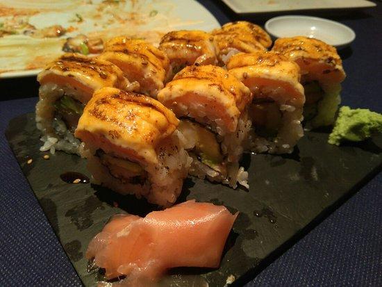 Akari Sushi Palma: Calidad