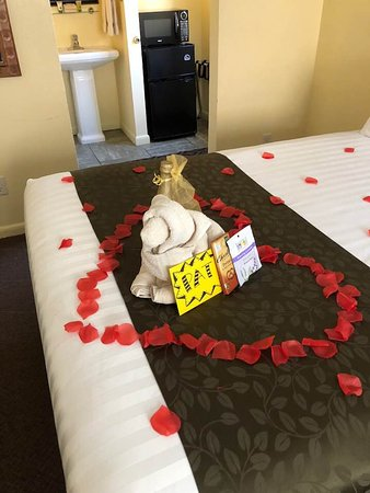 Home Hotel Lava Hot Springs: staff went out of their way to make stay pleasant