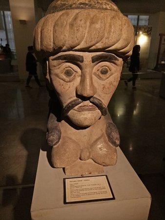 Musée national : Torso