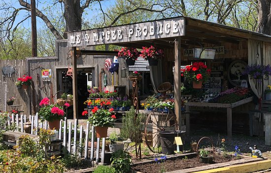 North Little Rock, AR: Spring at the Stand