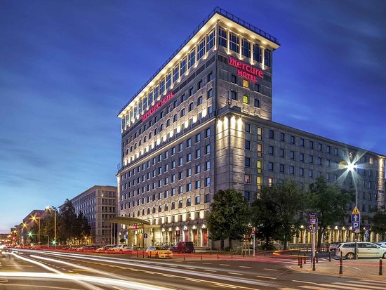 Mercure Warsaw Grand