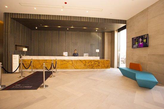 Hongshan Holiday Inn Express: Lobby