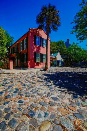 Cobblestone Tours Charleston