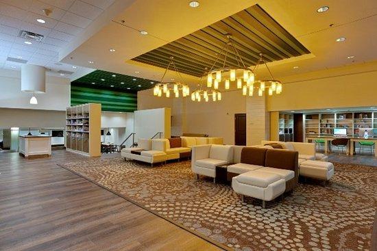 Dunmore, Pensylwania: Lobby