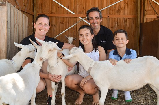 Tarrawingee, ออสเตรเลีย: Goaties