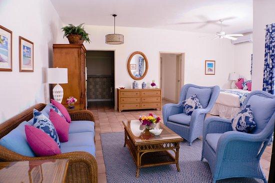 Newcastle, île de Nevis : Guest room