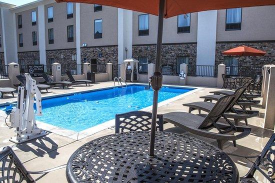 Hartwell, GA: Pool