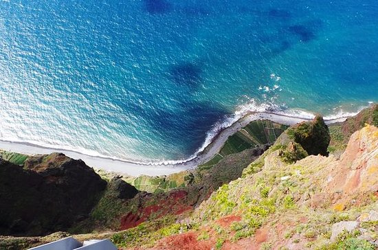 Madeira's Cliffs and Valleys Jeep