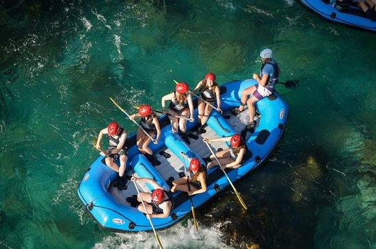 Tara River Rafting Day Tour