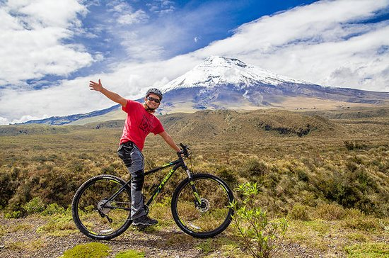 ECUADOR CROSS COUNTRY CYCLING 7 days
