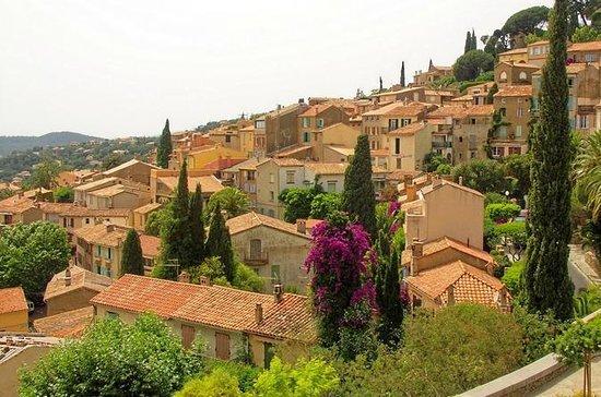 Besøg Provence og hovedstaden i...