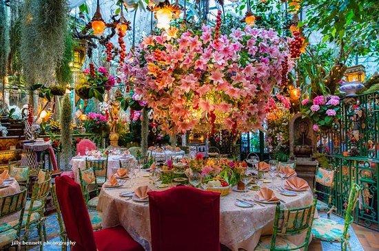フランスのリビエラの忘れられない夜の写真とモナコの夕食