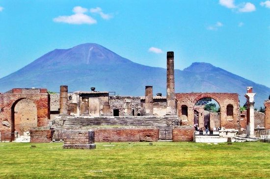 DAILY TOUR: POMPEII & VESUVIUS - DEPARTURE FROM SORRENTO
