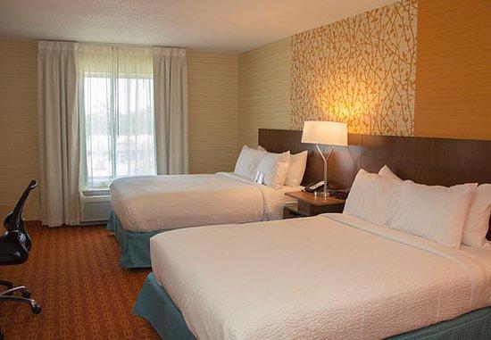 Watervliet, ميتشجان: Guest room