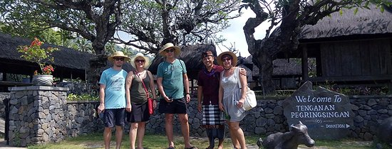 Bali Reiseleiter Fahrer