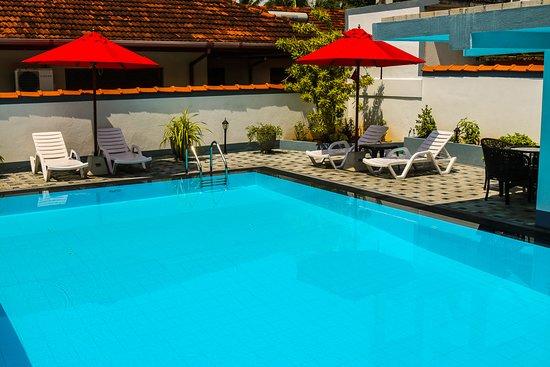 Pool - Picture of Chamo Villa, Beruwala - Tripadvisor