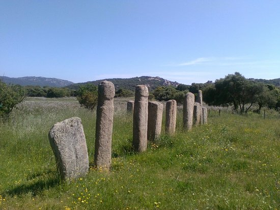 Megaliths of Cauria
