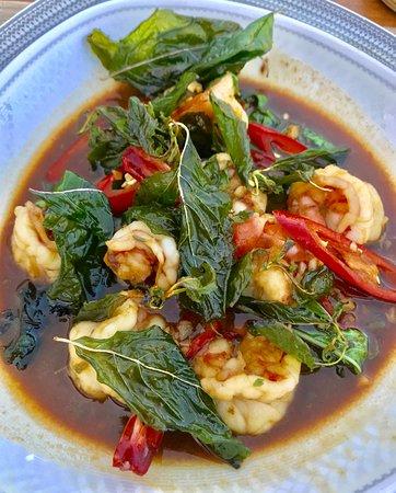 Silavadee Pool Spa Resort: Thai-Food im The Heigh Restaurant