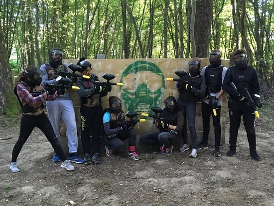 ‪SoGo Loisirs Paintball‬