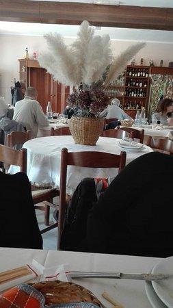 Province of Vercelli, Itálie: Centro sala pranzo