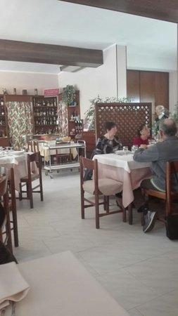 Province of Vercelli, Itálie: Sala da pranzo