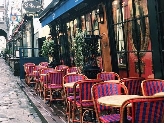 Restaurant Intalnire unica Paris