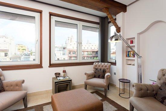 Apartamento Superior 6 Habitaciones: salón