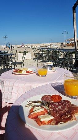 Villetta Phasiana: das wunderbare Frühstück