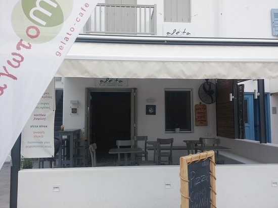 Alesta: Our cafe ( for coffee , breakfast , snack)