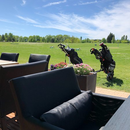 Golf Blue Green Quetigny Grand Dijon
