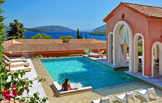 Villa Veneziano, Greece