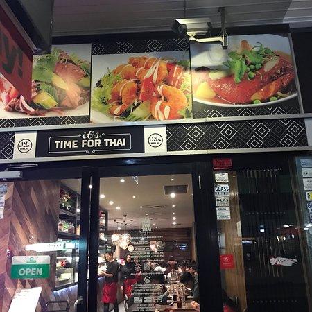 Nice Thai restaurant