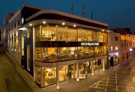 Very noisy - Review of McGettigan's Hotel, Letterkenny - TripAdvisor