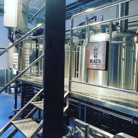 Blasta Brewing Company