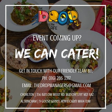 Contact for events!
