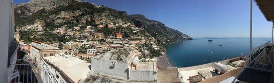 Hotel Reginella: Panorama from balcony