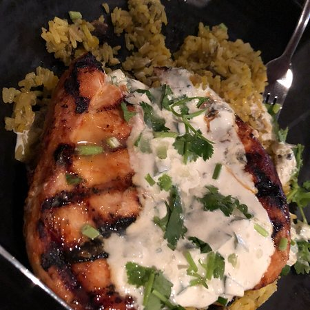 Como, Австралия: Chargrilled Chicken & Mushroom Pilau