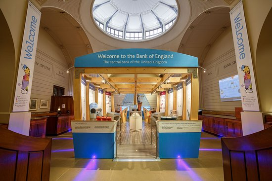 ‪Bank of England Museum‬
