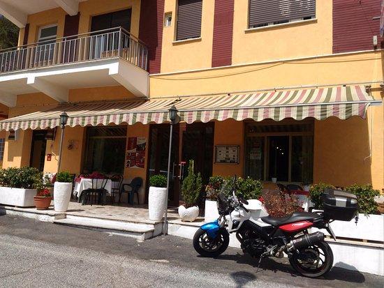 Guarcino, Italie : Entrata