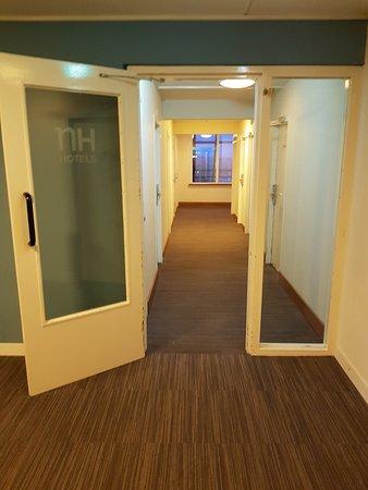 NH Zandvoort: Hotelflur