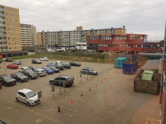NH Zandvoort: Zimmeraussicht