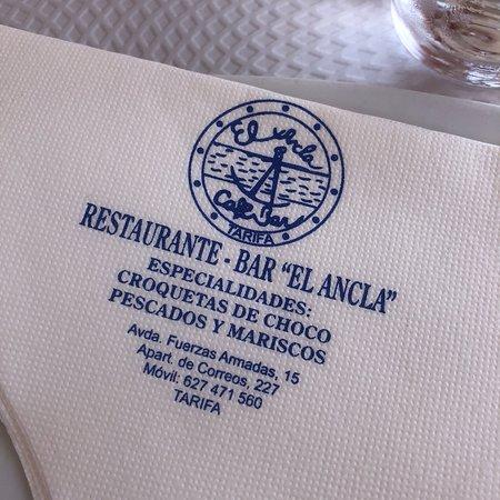 Restaurante El Ancla Φωτογραφία